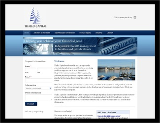 Thallo Capital website